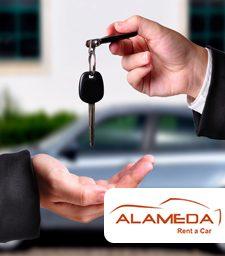 Alameda rent a car